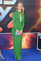 "Jennifer Holland<br /> at the ""Guardians of the Galaxy 2"" premiere held at the Hammersmith Apollo, London. <br /> <br /> <br /> ©Ash Knotek  D3257  24/04/2017"