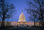 United States Capitol Building, Washington, D.C., USA