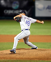 Andrew Laughter / Surprise Rafters 2008 Arizona Fall League..Photo by:  Bill Mitchell/Four Seam Images