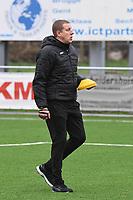 SINT ELOOIS WINKEL SPORT :<br /> Hulptrainer Jeffry Verhoeven<br /> <br /> Foto VDB / Bart Vandenbroucke