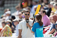 Plenty of interaction for the crowd during London Spirit Women vs Trent Rockets Women, The Hundred Cricket at Lord's Cricket Ground on 29th July 2021