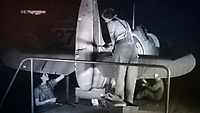 BNPS.co.uk (01202 558833)<br /> Pic: SecretSpitfires/BNPS<br /> <br /> Final assembly work on a Spitfire - amazingly 10 per cent of the wartime population of Salisbury signed the official secrets act and worked on the top secret project.<br /> <br /> A campaign to build a memorial to honour the women and children who built over 2,000 Spitfires in secret to help win the Second World War has been launched.<br /> <br /> The little-known operation involved just a few hundred people who operated in requisitioned car garages, factories and workshops in the city of Salisbury.<br />  <br /> They built the legendary aircraft in piecemeal and worked with such discretion that the Wiltshire city's inhabitants were oblivious to it. <br /> <br /> The unsung workers were so prolific they accounted for one tenth of all Spitfires produced during the war.