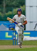 23rd September 2021; Aigburth, Liverpool, Merseyside, England; LV=Country Cricket Championship; Lancashire versus Hampshire;<br /> George Balderson of Lancashire