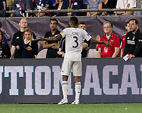 New England Revolution vs Los Angeles Galaxy, July 14, 2018
