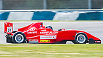 Jake Parsons of Australia and Meritus.GP drives during Formula Masters China Series as part of the 2015 Pan Delta Super Racing Festival at Zhuhai International Circuit on September 18, 2015 in Zhuhai, China.  (Photo by Power Sport Images/Getty Images)