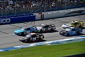NASCAR Xfinity Series<br /> Sparks Energy 300<br /> Talladega Superspeedway, Talladega, AL USA<br /> Saturday 6 May 2017<br /> Erik Jones, Reser's American Classic Toyota Camry and Aric Almirola, Fresh From Florida Ford Mustang<br /> World Copyright: Rusty Jarrett<br /> LAT Images<br /> ref: Digital Image 17TAL1rj_2793