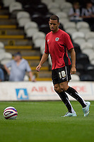 Grimsby Town vs Scunthorpe United 04-08-07