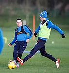 Fraser Aird and Ryan Hardie