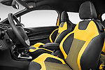 Front seat view of a 2013 Citroen DS3 Sport Chic 3 Door Hatchback 2WD