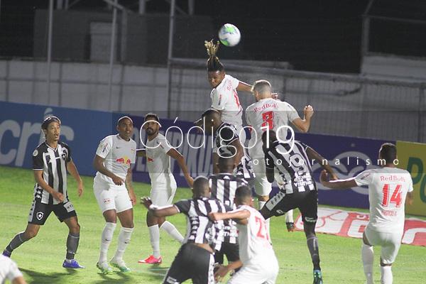 Bragança Paulista (SP), 12/08/20202 - Bragantino-Botafogo - Partida entre Bragantino e Botafogo pelo Campeonato Brasileiro na noite desta quara-feira (12) no estádio Nabi Abi Cheddi em Bragança Paulista.