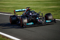 44 HAMILTON Lewis (gbr), Mercedes AMG F1 GP W12 E Performance, action during the Formula 1 Pirelli British Grand Prix 2021, 10th round of the 2021 FIA Formula One World Championship from July 16 to 18, 2021 on the Silverstone Circuit, in Silverstone, United Kingdom - <br /> Formula 1 GP Great Britain Silverstone 16/07/2021<br /> Photo DPPI/Panoramic/Insidefoto <br /> ITALY ONLY