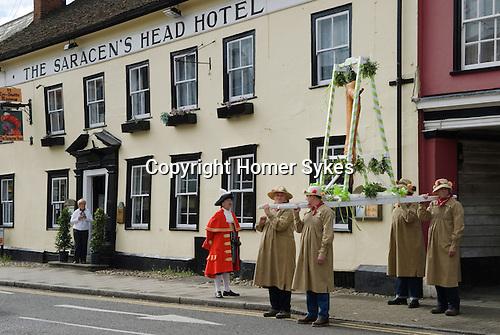 Dunmow Flitch Trial. Great Dunmow, Essex.  UK 2008.