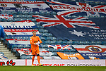 13.02.2021 Rangers v Kilmarnock: Allan McGregor with another Ibrox shut out