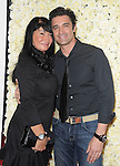 Gilles Marini and mom attends the QVC Red Carpet Style Event held at The Four Seasons at Los Angeles in Los Angeles, California on February 23,2012                                                                               © 2012 DVS / Hollywood Press Agency