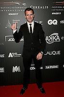 Romain DUMAS (pilote automobile) - Soiree des grands prix du Festival Automobile International - 31 janvier 2017 - Paris - FRANCE