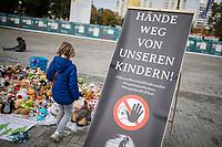2020/10/19 Politik | Berlin | Corona-Leugner