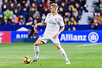 Toni Kroos of Real Madrid in action during the La Liga 2017-18 match between Levante UD and Real Madrid at Estadio Ciutat de Valencia on 03 February 2018 in Valencia, Spain. Photo by Maria Jose Segovia Carmona / Power Sport Images