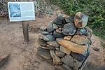 Start Of Poaiwa Cpastal Settlement & Petroglyph Heritage Trail
