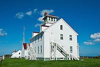Coast Guard Station, Eastham, Cape Cod, MA, Massachusetts, USA
