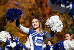 Carson High School cheerleaders perform in the Nevada Day parade in Carson City, Nev., on Saturday, Oct. 26, 2019.  <br /> Photo by Cathleen Allison/Nevada Momentum