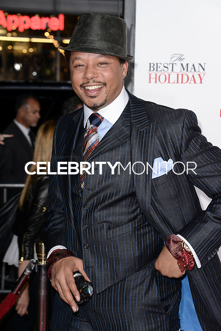 """HOLLYWOOD, CA - NOVEMBER 05: World Premiere Of Universal Pictures' """"The Best Man Holiday"""" held at TCL Chinese Theatre on November 5, 2013 in Hollywood, California. (Photo by Rob Latour/Celebrity Monitor)"""
