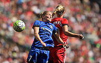Portland Thorns FC vs Seattle Reign FC, May 29, 2016