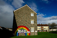 2020 12 31 Ty Elizabeth in Llanelli, Carmarthenshire, Wales, UK.