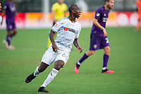 LAKE BUENA VISTA, FL - JULY 31: Bradley Wright-Phillips #66 of LAFC runs toward the ball during a game between Orlando City SC and Los Angeles FC at ESPN Wide World of Sports on July 31, 2020 in Lake Buena Vista, Florida.