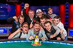 2017 WSOP Event #42: $10,000 No-Limit Hold'em 6-Handed Championship