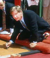 Harrison Ford<br /> 1992<br /> Photo By Michael Ferguson/CelebrityArchaeology.com