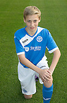 St Johnstone Academy Under 14's…2016-17<br />Scott Brogan<br />Picture by Graeme Hart.<br />Copyright Perthshire Picture Agency<br />Tel: 01738 623350  Mobile: 07990 594431