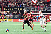 Atlanta, GA - Saturday June 1, 2019: Atlanta United defeated the Chicago Fire, 2-0, at Mercedes-Benz Stadium in front of a crowd of 67,502.