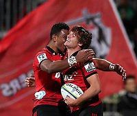 180224 Super Rugby - Crusaders v Chiefs
