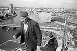 IRISH NAVVY CONSTRUCTION OF NINE ELLS LONDON 1970S