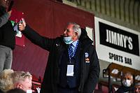 10th October 2020; Sixfields Stadium, Northampton, East Midlands, England; English Football League One, Northampton Town versus Peterborough United; Barry Fry Peterborough Director of Football
