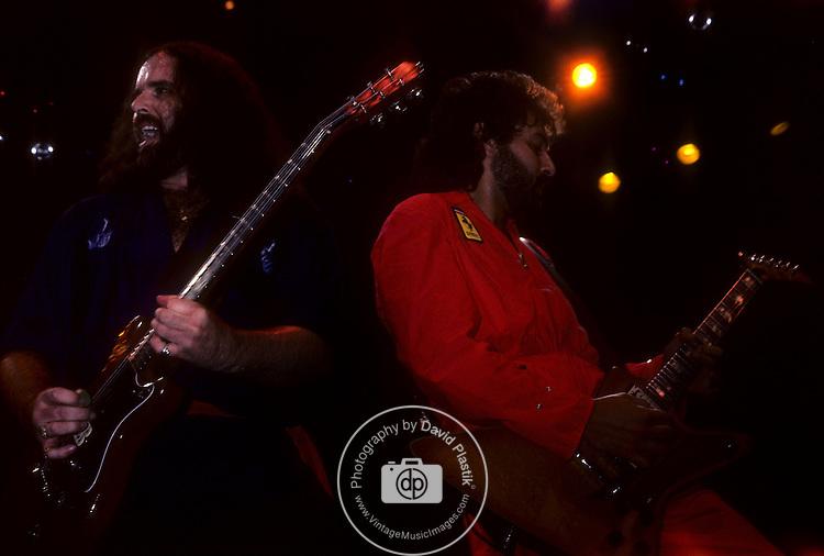 38 Special Guitarists Don Barnes & Jeff Carlisi
