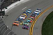 2017 NASCAR Cup - Clash at Daytona<br /> Daytona International Speedway, Daytona, FL USA<br /> Sunday 19 February 2017<br /> Daniel Suarez, ARRIS Toyota Camry, Denny Hamlin, FedEx Express Toyota Camry, Jamie McMurray, Matt Kenseth, DeWalt Toyota Camry<br /> World Copyright: Michael L. Levitt/LAT Images<br /> ref: Digital Image levitt-0217-D500_08143