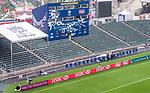 Branding at Stadium