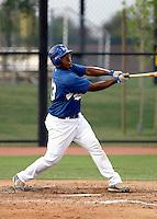 Pedro Tavarez - AZL Dodgers - 2009 Arizona League.Photo by:  Bill Mitchell/Four Seam Images..