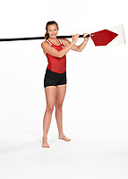 Stanford, CA -- October 9, 2018: Stanford Women's Rowing Photo Day.