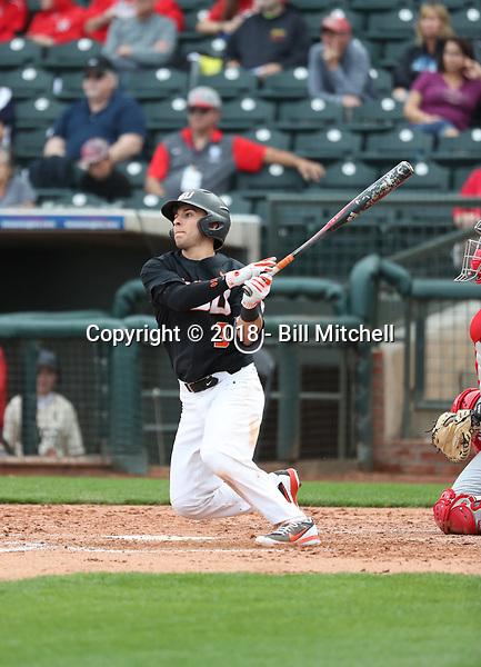 Nick Madrigal - 2018 - Oregon State Beavers (Bill Mitchell)