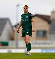4th June 2021; Galway Sportsgrounds, Galway, Connacht, Ireland; Rainbow Cup Rugby, Connacht versus Ospreys; Connacht hooker Shane Delahunt during his 100th appearance for the province
