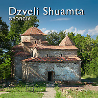 Pictures & Images of Dzveli Shuamta Monastery, Kakheti , Georgia (country) -