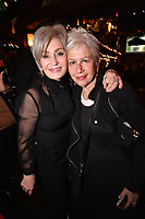 """HOLLYWOOD - FEBRUARY 20: Sharon Osbourne attends Ozzy Osbourne global tattoo and album listening party to celebrate his new album """"Ordinary Man"""" on February 20, 2020 in Hollywood, California. (Photo by Lionel Hahn/Epic Records/PictureGroup)"""