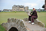 Pic Kenny Smith............. 05/10/2009.Dunhill Links Championship, St Andrews Links final day
