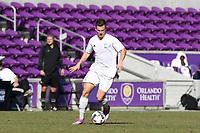 Orlando, Florida - Wednesday January 17, 2018: Gordon Wild. Match Day 3 of the 2018 adidas MLS Player Combine was held Orlando City Stadium.