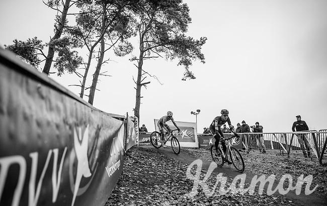 Nicolas Cleppe (BEL/U23/Telenet-Fidea)<br /> <br /> GP Sven Nys 2017