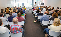 Nieuwegein,  Netherlands, 24 November 2018, KNLTB Year congress KNLTB, Knowledge session<br /> Photo: Tennisimages.com/Henk Koster