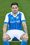 St Johnstone FC Season 2017-18 Photocall<br />Paul Paton<br />Picture by Graeme Hart.<br />Copyright Perthshire Picture Agency<br />Tel: 01738 623350  Mobile: 07990 594431