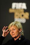 Silvia Neid (GER) ist als Coach der Deutschen Frauennationalmannschaft fuer den Ballon D'Or coaches vorgeschlagen (Andreas Meier/EQ Images)